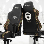 Secretlab Collabs With Aape By A Bathing Ape For Very Limited Edition Gaming Chair