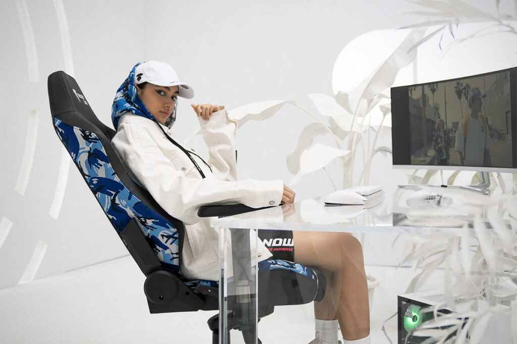 Secretlab x Aape By A Bathing Ape Gaming Chair