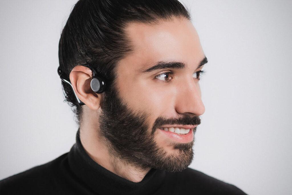 Sentien Audio Bone-conduction Open-ear Audio Headset