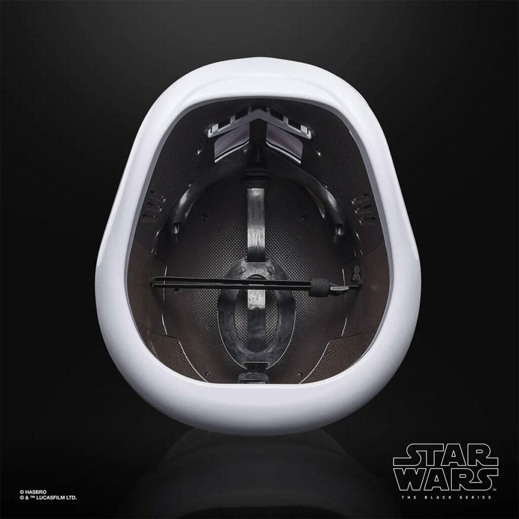 Star Wars The Black Series First Order Stormtrooper Helmet