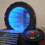 "Someone Made A ""Functioning"" Replica Of <em>Stargate</em> Einstein-Rosen Bridge Portal!"