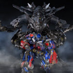 Hasbro x Threezero <em>Transformers</em> ROTF DLX Jetfire Collectible Figure