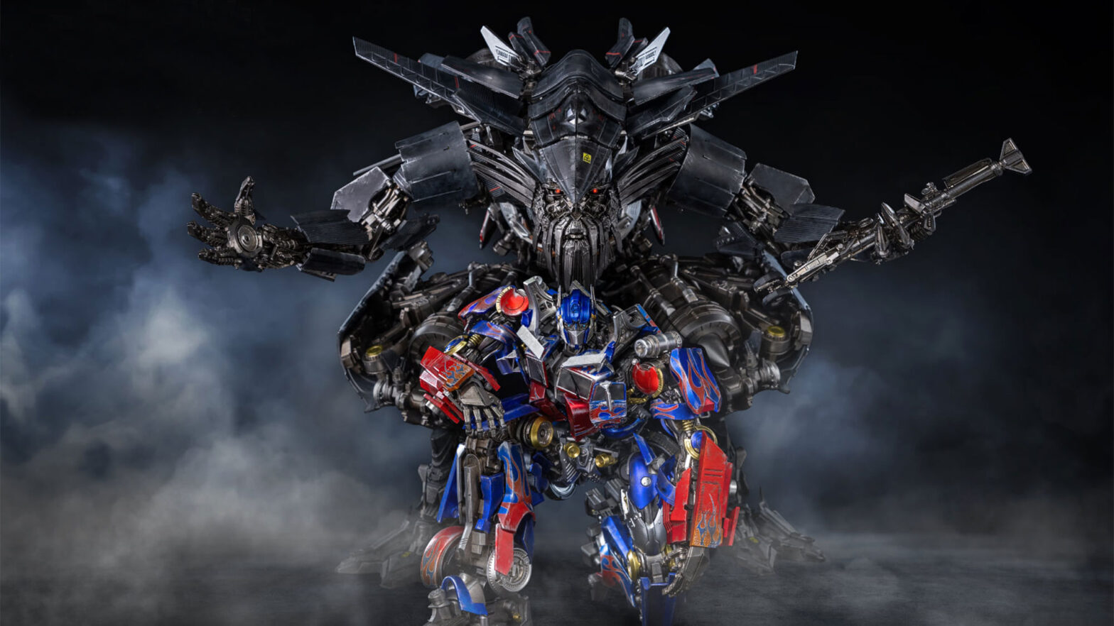 ThreeZero Transformers ROTF DLX Jetfire Figure