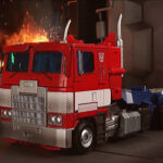 Hasbro In China Shared <em>Transformers</em> MPM-12 Optimus Prime Figure Stop Motion Video