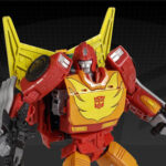 <em>Transformers War For Cybertron: Kingdom</em> Rodimus Prime Revealed For 14,800 Yen