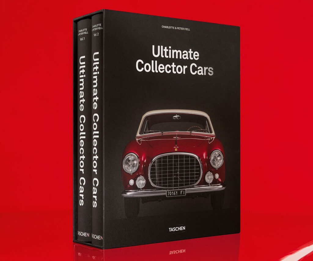 Ultimate Collector Cars Hardcover Book Taschen
