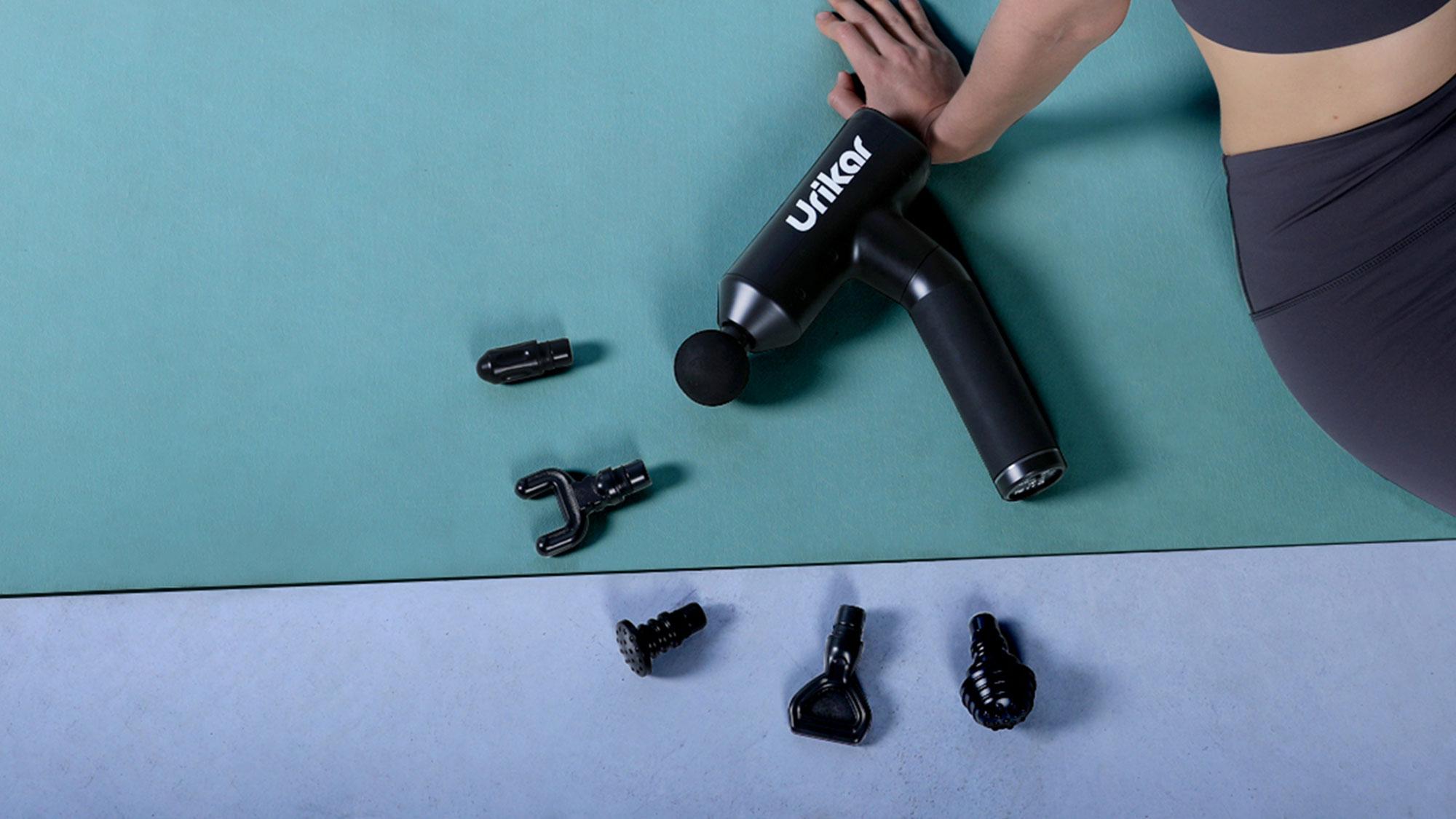 Urikar Pro 3 Massage Gun Launches for US$140