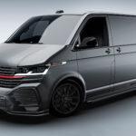 Volkswagen Transporter T6.1 Sportline: We Never Realize A Van Could Look So Sporty