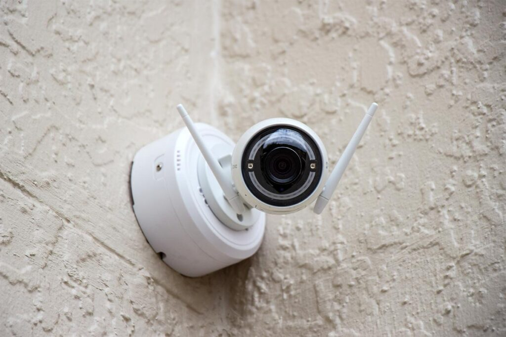 Where To Place A Home Security System