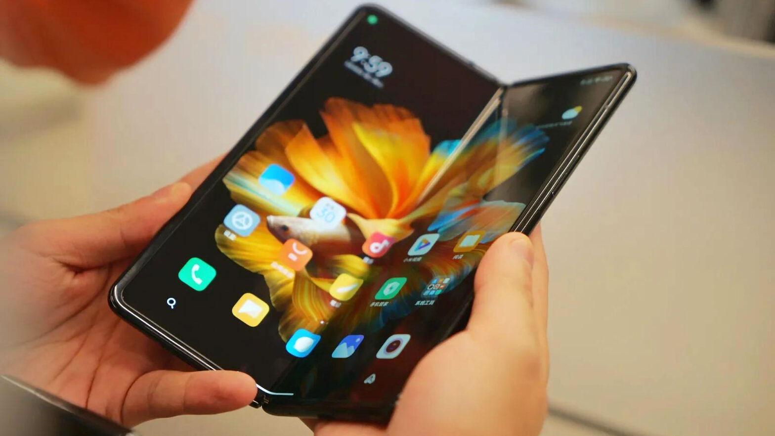 Xiaomi Mix Fold Folding Smartphone