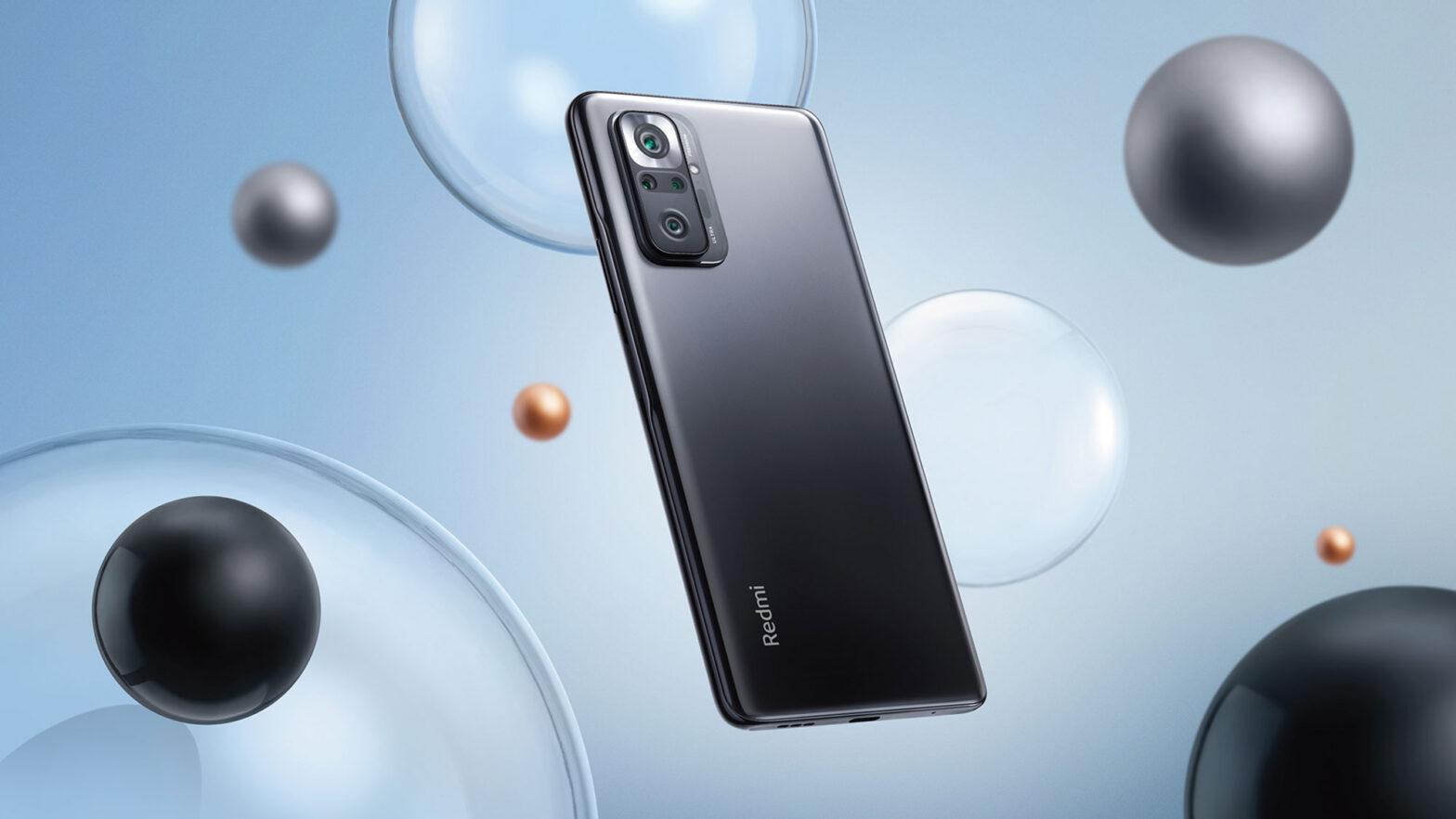 Xiaomi Redmi Note 10 Pro Smartphone