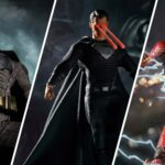 Zack Snyder's <em>Justice League</em> Deluxe Steel Boxed Set: Not DVD Or Blu-ray