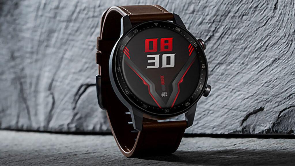 nubia Red Magic Watch Smartwatch