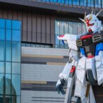 This 18-Meter Tall <em>Gundam</em> Statue Is The First Life-size <em>Gundam</em> Statue Outside Of Japan