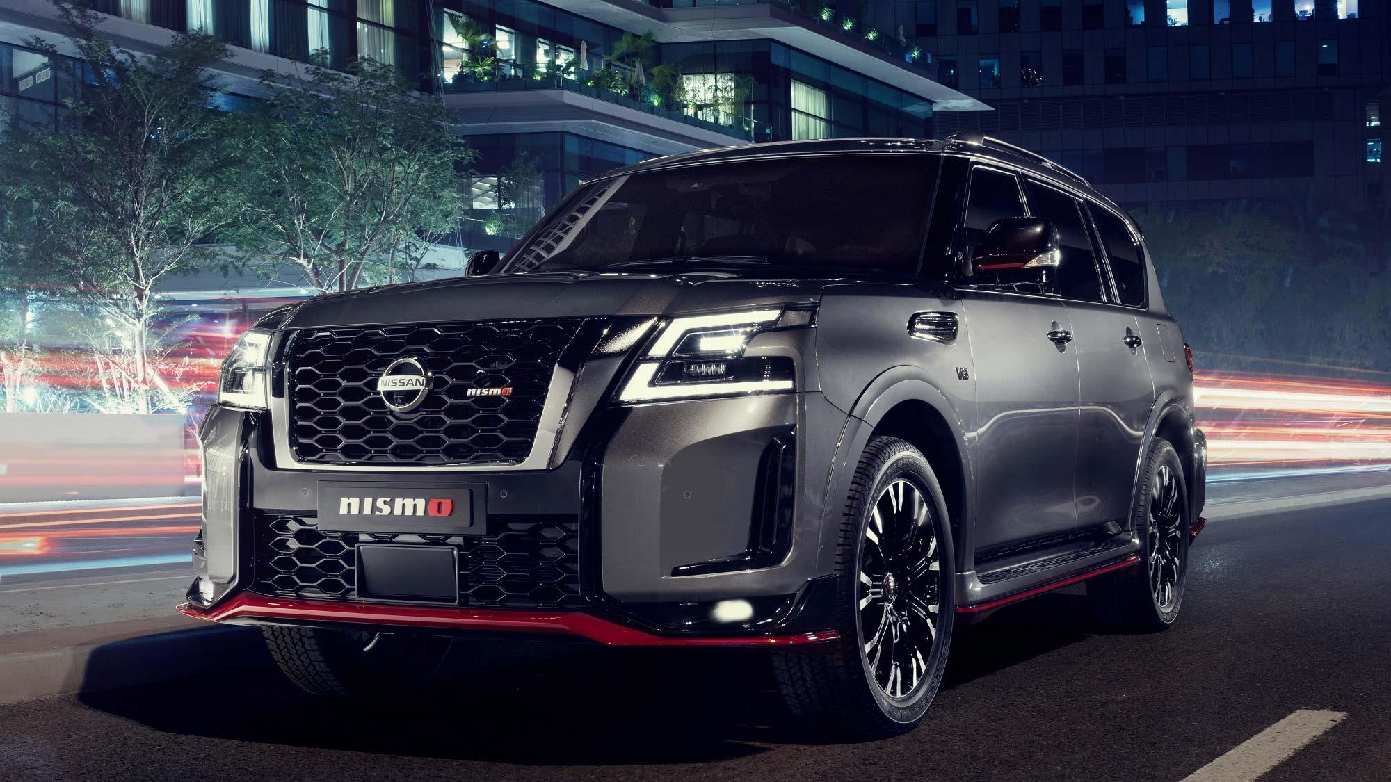 2021 Nissan Patrol NISMO SUV
