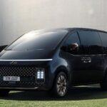 Hyundai STARIA Minivan Revealed, Has A Cruise Ship-inspired Interior