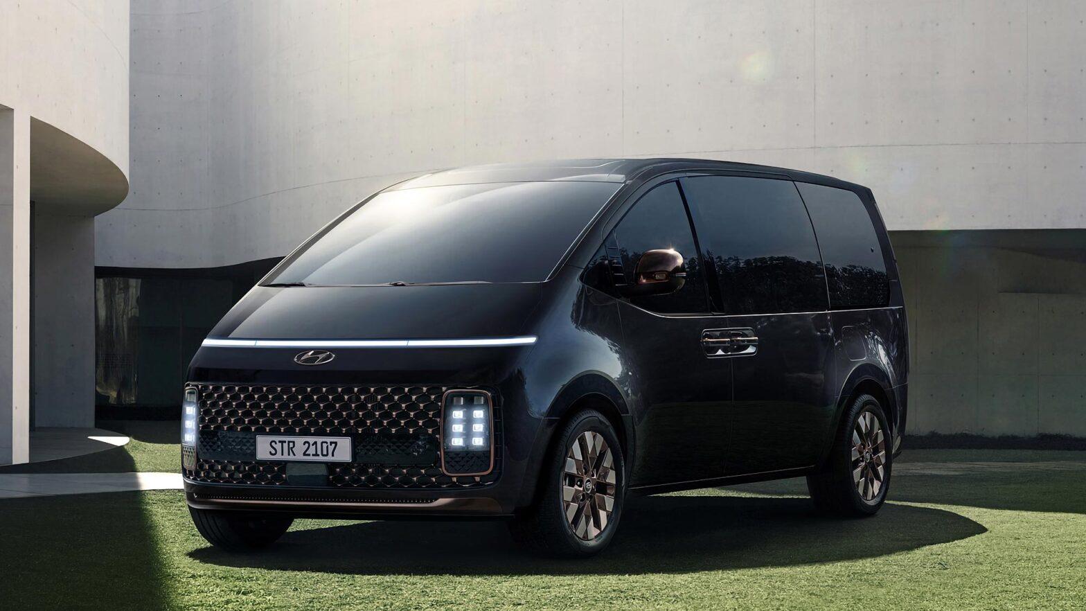 2022 Hyundai STARIA MPV