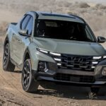 Hyundai Said Its' First Pickup Truck Is Not A Truck, Its A Sport Adventure Vehicle