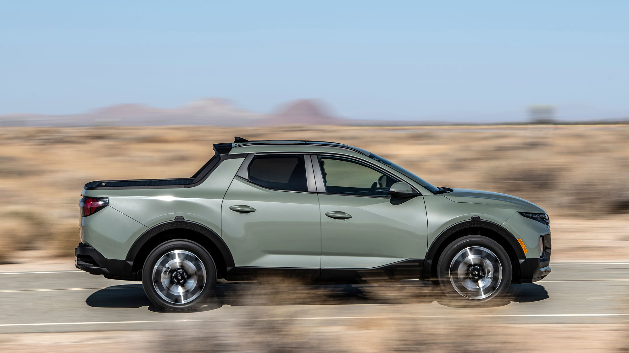 2022 Hyundai Santa Cruz Pickup Truck