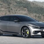 This Is Kia EV6, Kia Motors' First Dedicated Battery Electric Vehicle