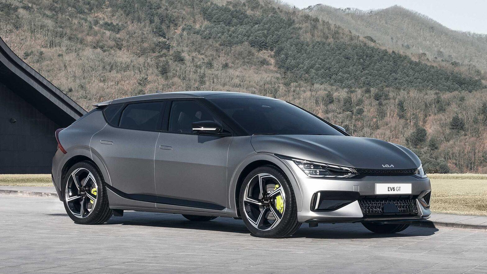 2022 Kia EV6 Battery Electric Vehicle
