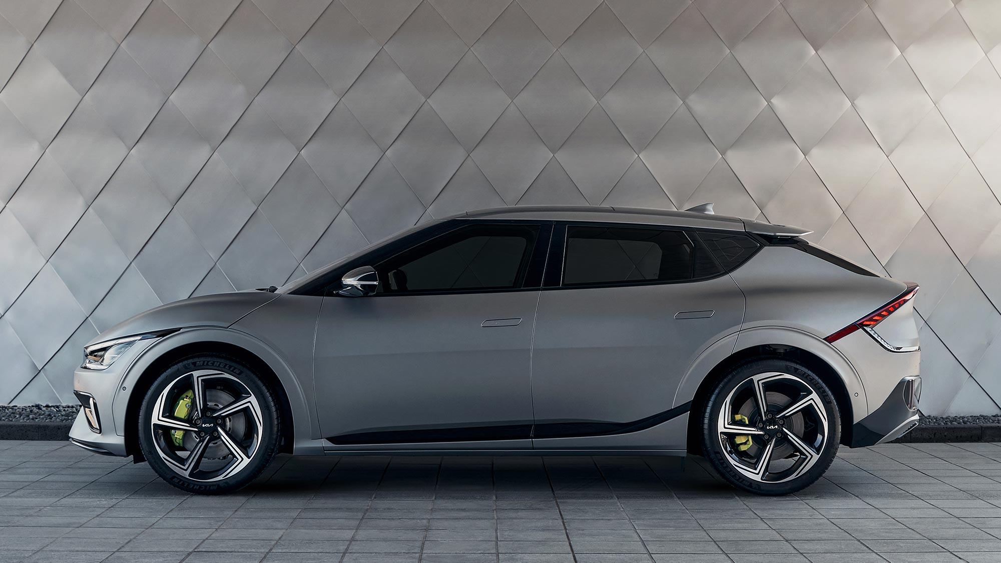 2022 Kia EV6 Battery Electric Vehicle