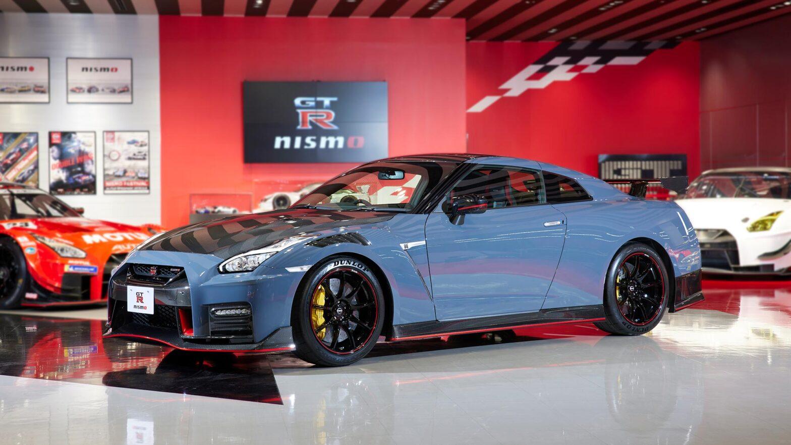 2022 Nissan GT-R NISMO Special Edition
