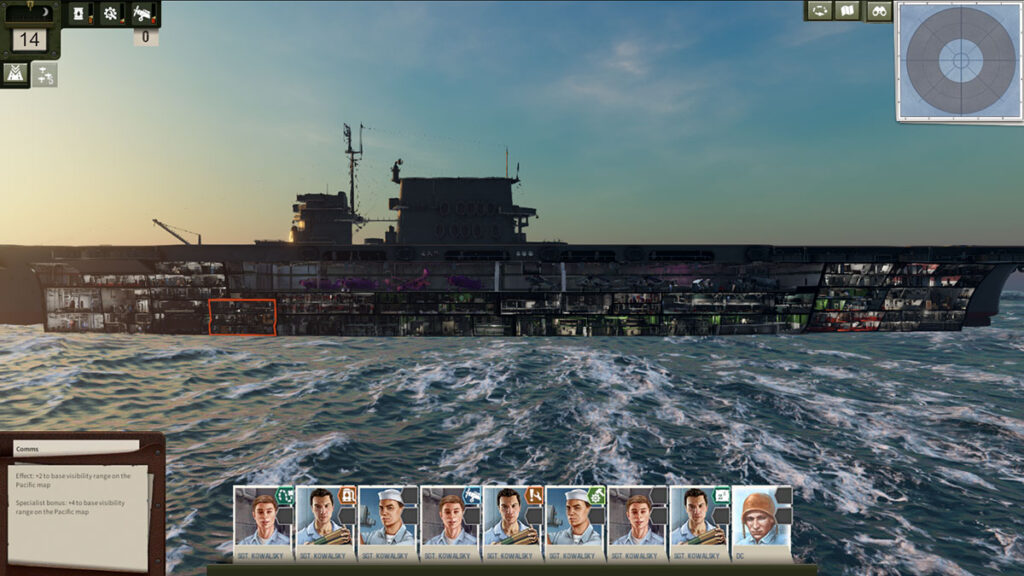 Aircraft Carrier Survival Video Game