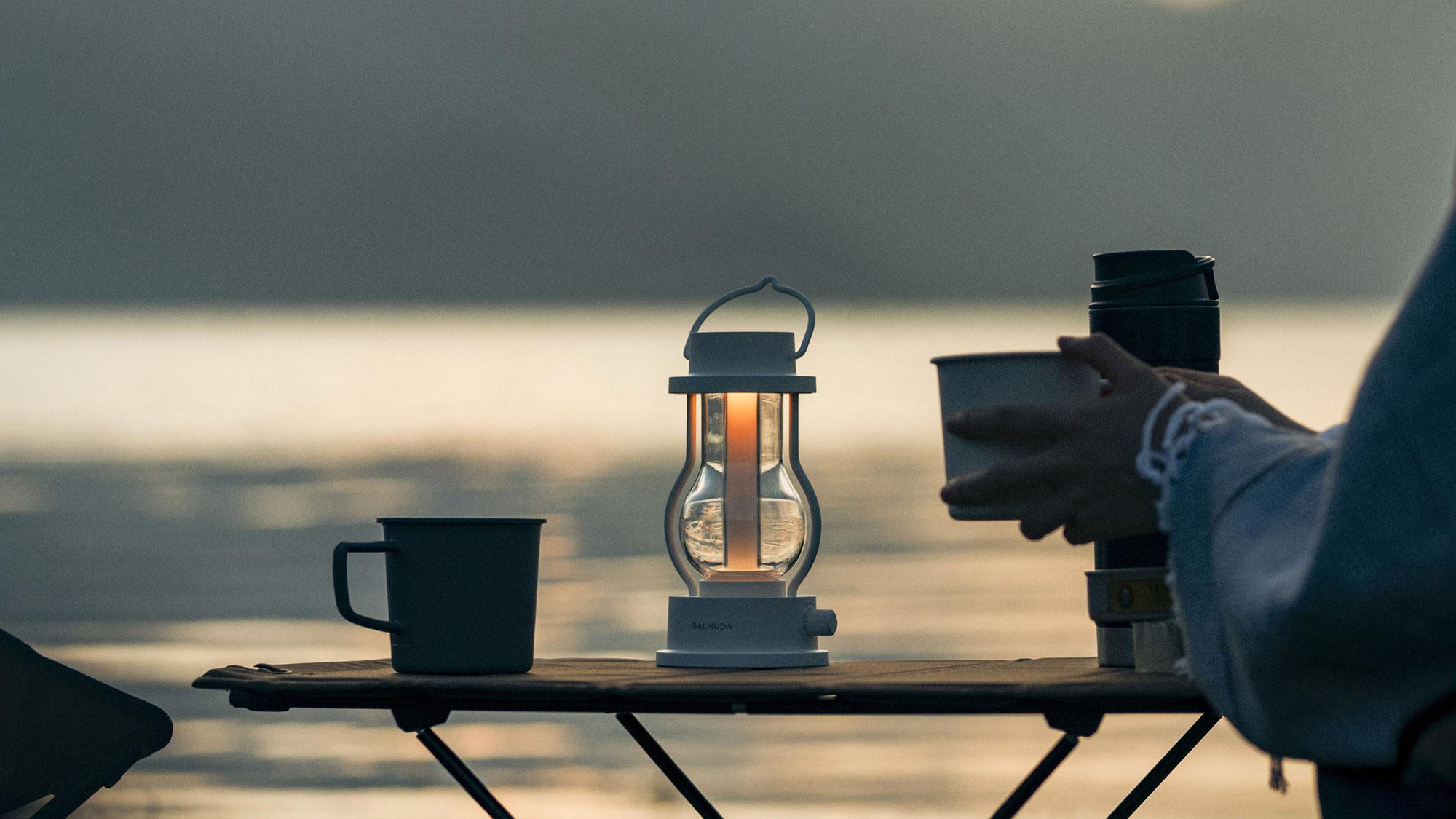 Balmuda The Lantern Portable LED Lamp