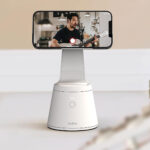 Belkin Magnetic Phone Mount With Face Tracking Is Designed For iPhone 12, Requires An App To Work