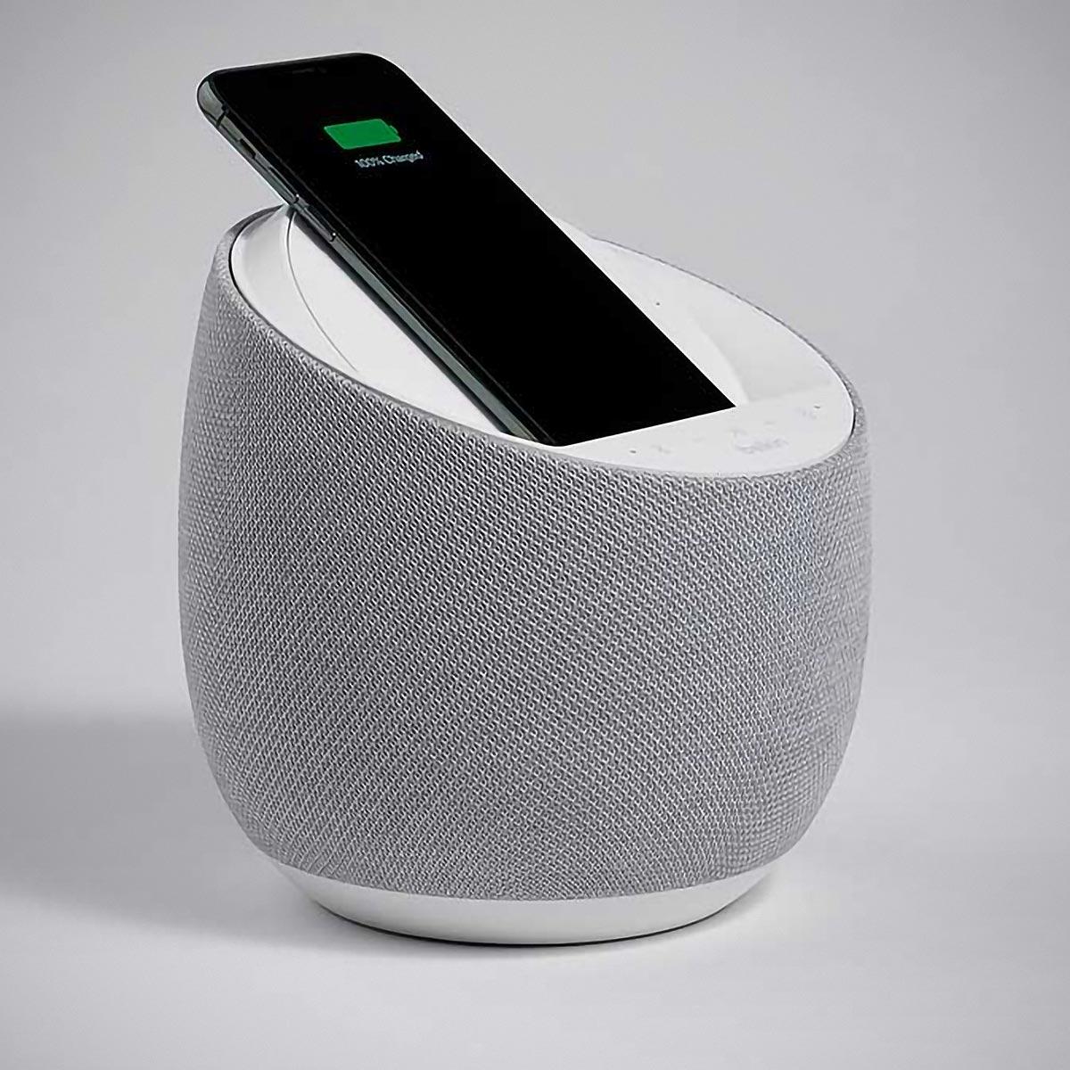 Belkin Soundform Elite Hi-Fi Smart Speaker + Wireless Charger