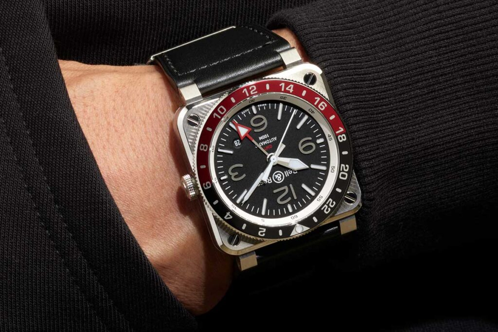 Bell & Ross BR 03-93 GMT Tool Watch
