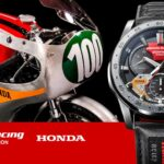 New Casio EDIFICE Celebrates Legendary Honda RC162 Motorcycle's Win In 1961
