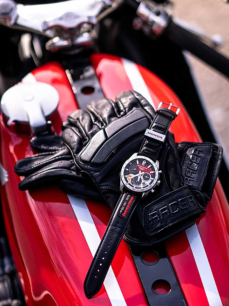 Casio x Honda Racing EQS-930HR Wrist Watch