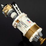 Forget About LEGO Ulysses. You Can Build A More Detailed Version With The Free Instructions By Stonewars.de