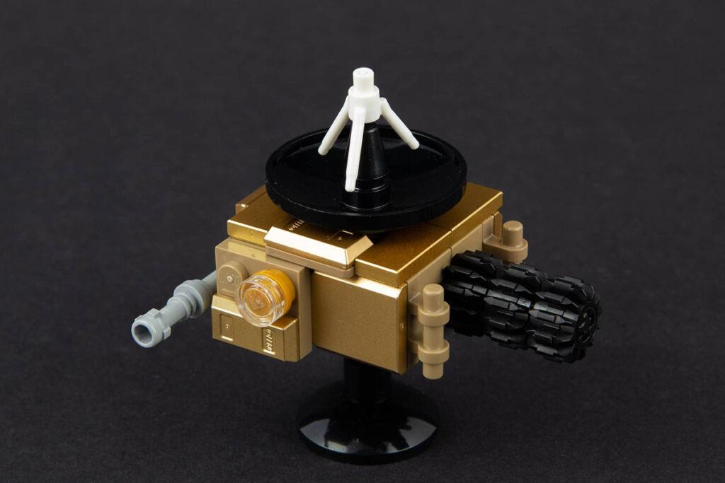 Custom LEGO Ulysses Satellite by Stonewars