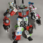 <em>Transformers</em> Combiner Figures Turned Into <em>Ghostbusters</em> Squad
