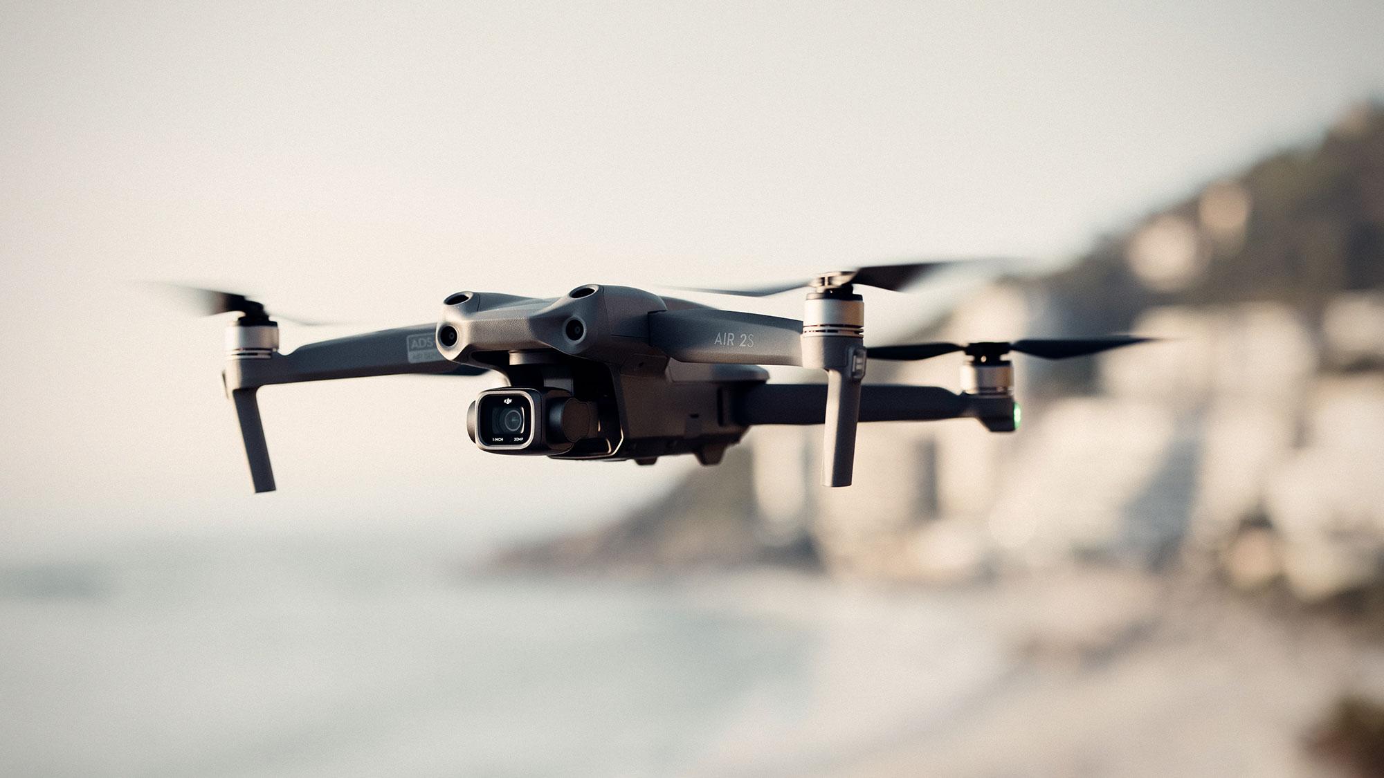 DJI Air 2S Imaging Drone