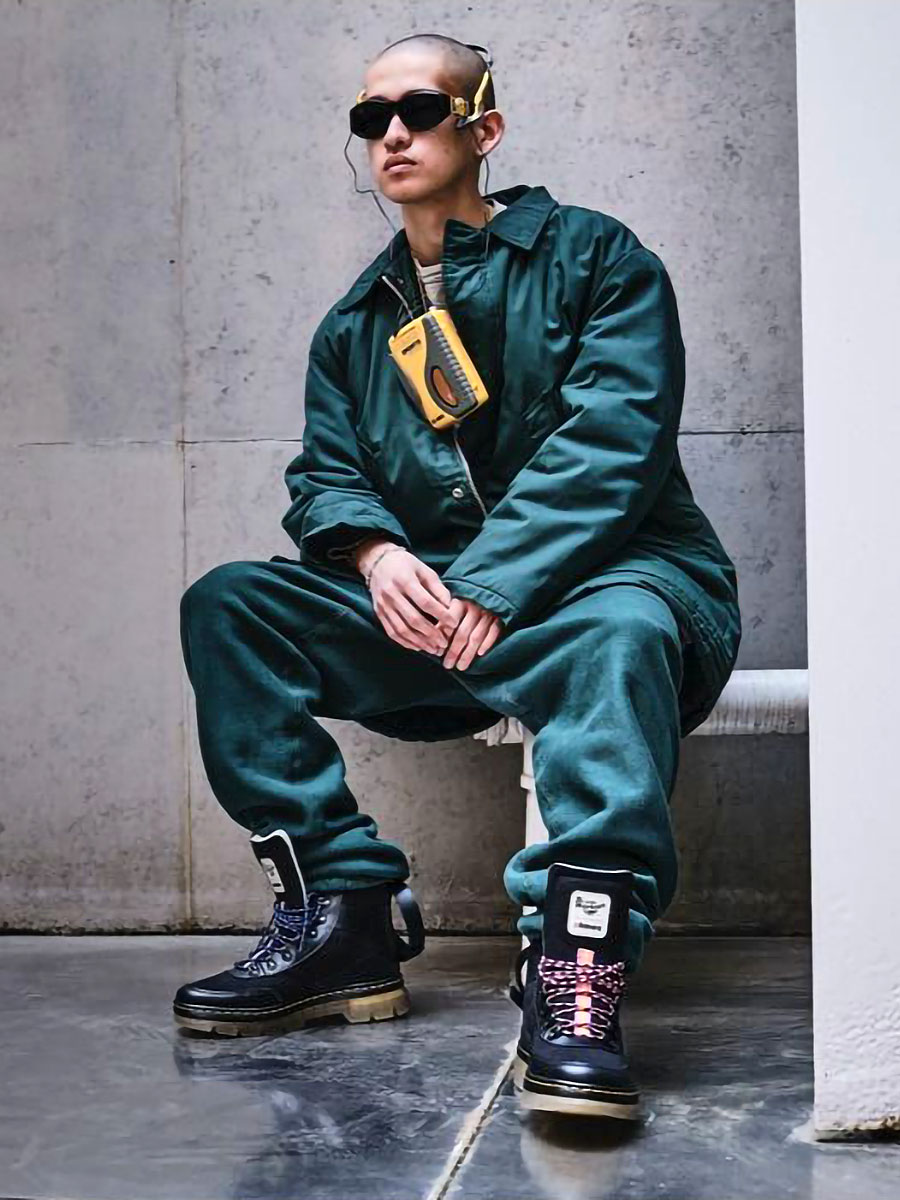 Dr. Martens x atmos Shoes Collection