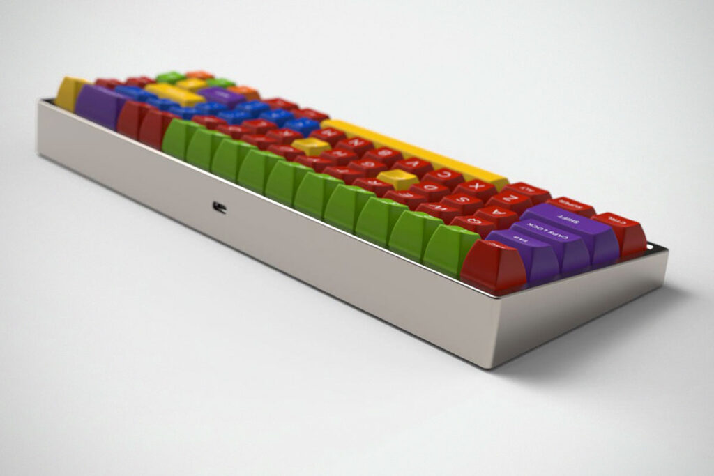 Drop + Cocobrais SA Handarbeit Custom Keycap Set