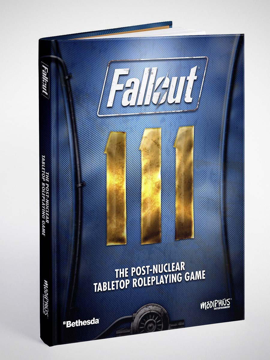 Fallout 2D20 Tabletop Roleplaying Game