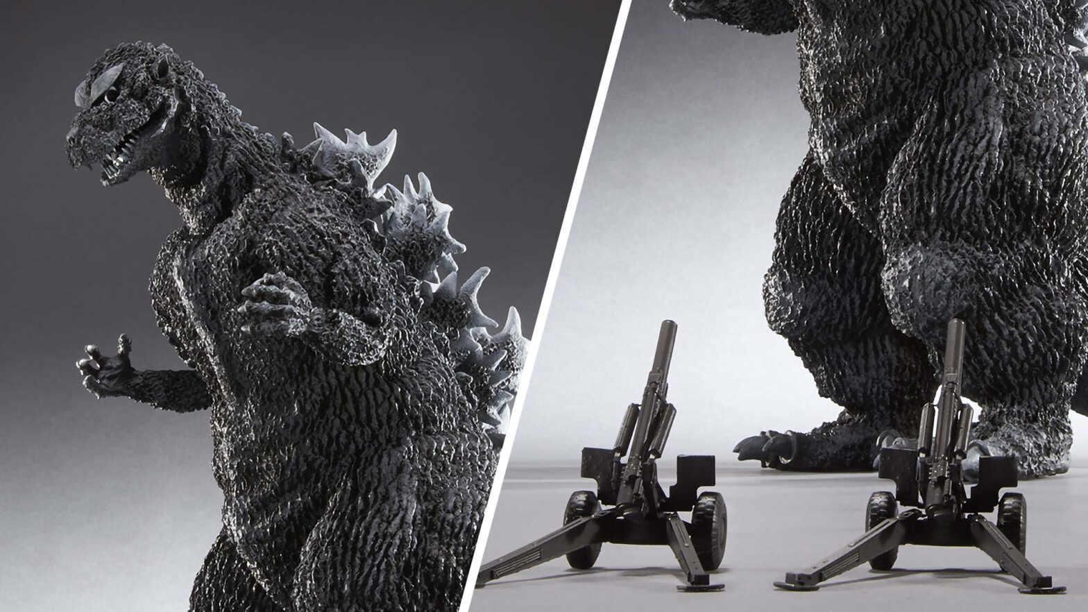 Favorite Sculptors Line Godzilla Statues