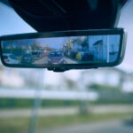 Ford Introduces High-definition Screen Rear View Mirror For Ford Transit