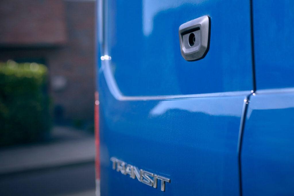 Ford High-definition Screen Rear View Mirror