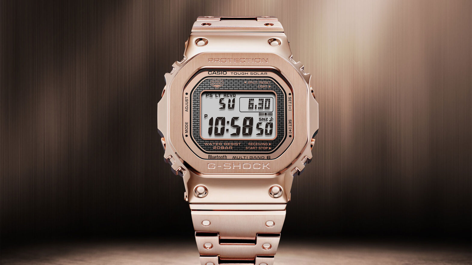G-Shock GMWB5000GD-4 Full Metal Watch