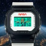 Pre-order For G-Shock x NASA Second Collaborative Watch Will Start On April 12