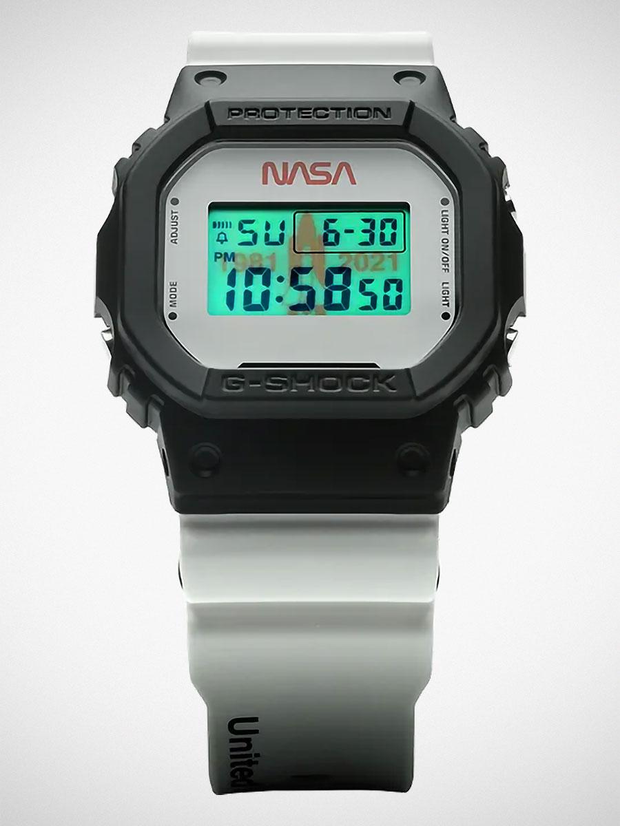 G-Shock x NASA DW5600NASA21 Wrist Watch