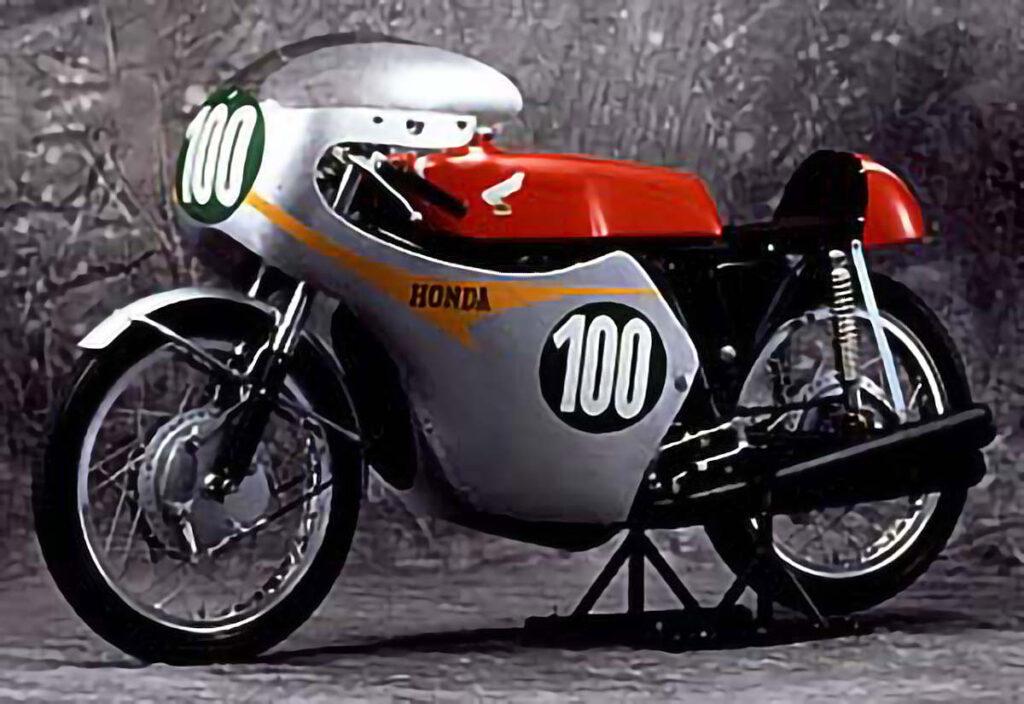 Honda RC162 Racing Motorcycle