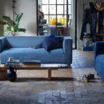 IKEA Partnered With MUD Jeans To Create KLIPPAN Sofa Cover Made From Recycled Denim