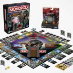 New Jurassic Park Monopoly Has A Model Of The Iconic Gate With Sound Effects